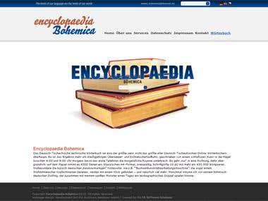 Encyclopaedia Bohemica