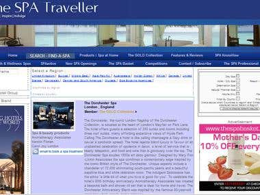 The SPA Traveller