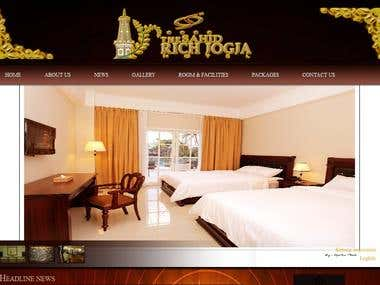 The jogja rich heritage official website