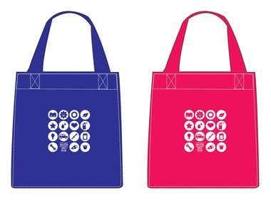 Eco Bag Graphic Design