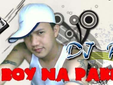 DJ Banner Design
