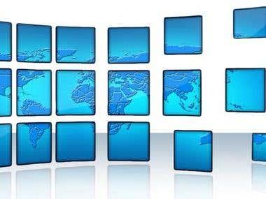 Graphic Designs for presentations , weblogos, etc