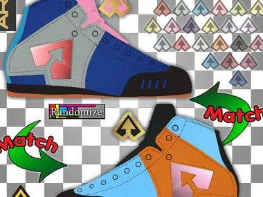 Atik Boot Designer