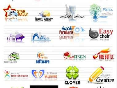 sample of logo design