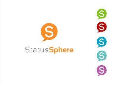 Logo Design for StatusSphere
