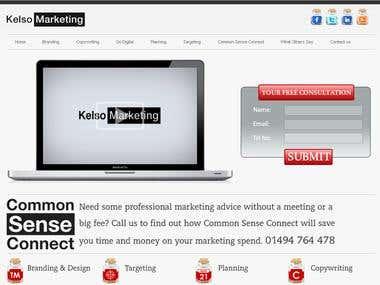 Corporate Website Design and Development