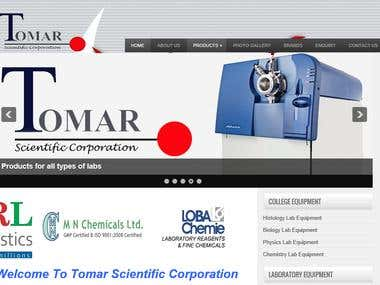 Tomar Scientific