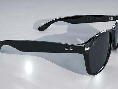3D Sunglass