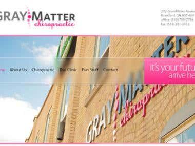 Gray matter Chiropractic