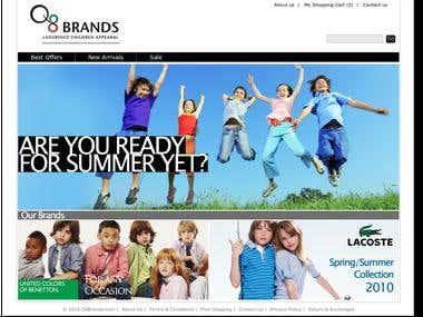 Q8 Brands