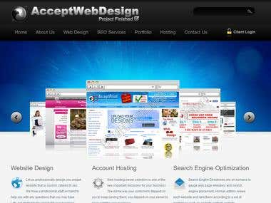 Accept Web Design