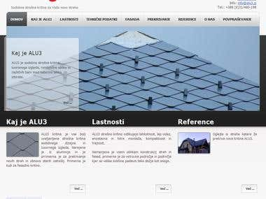 Website - ALU3