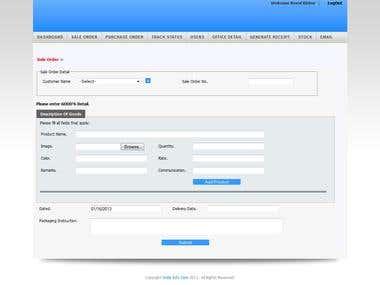 Exporter Software