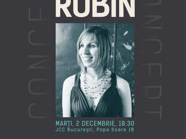 Laurie Rubin concert