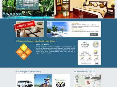 Wordpress Theme #2