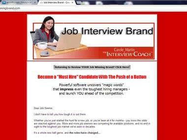 Job Winning Brand