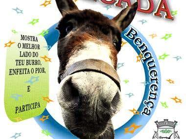 Poster Design - Burricada