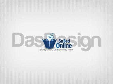 Logo Design Foe Sa3ed Online