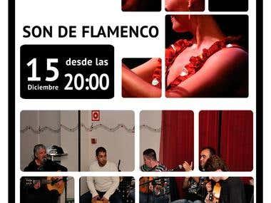 Flyer Flamenco