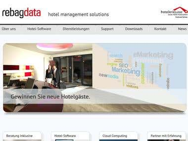 Complete SEO campaign for rebag.ch
