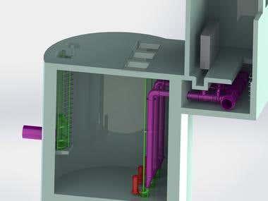 Pumping stations Designer