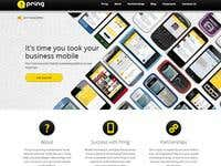 PringIT designing and Development (Bootstrap Framework)