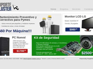 PC Repair website