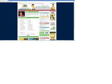 Joomla Non-Profit Website