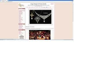 CodeIgniter E-Commerce Site