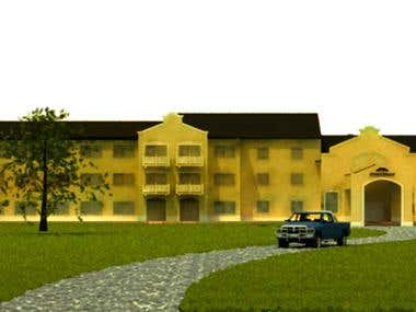 Architectual Rendering