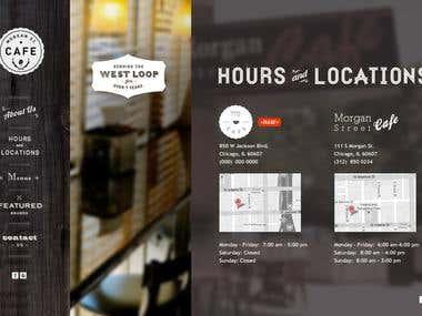 Morgan Street Cafe