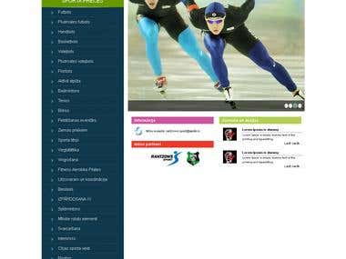 Joomla virtuemart website design and development