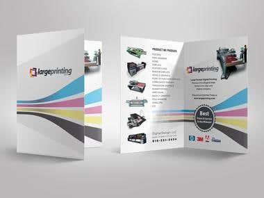 Poster, Brochure & Flyer