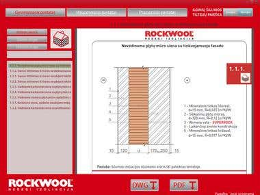 App for RockWool