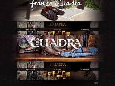 CUADRA E-Commerce