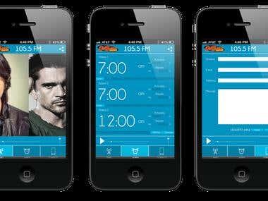 LaRaza RadioAlarm (Android)