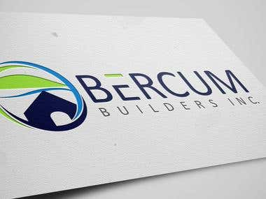 Logo for Bercum Builders Inc.