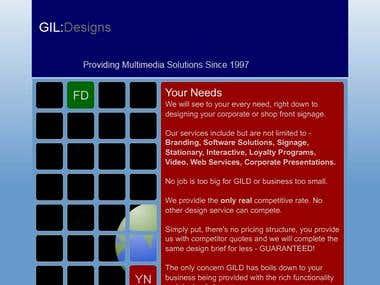 GILD website