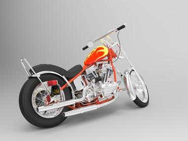1969 Billy Bike