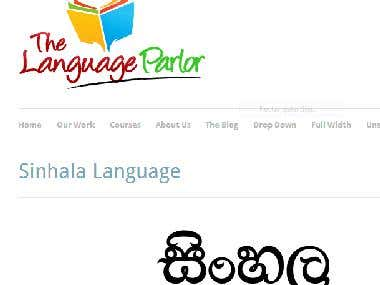 Language Parlor