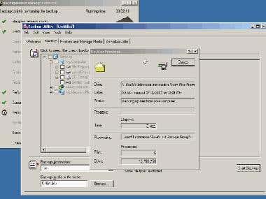 NTBackup Monitoring and Reporting Software