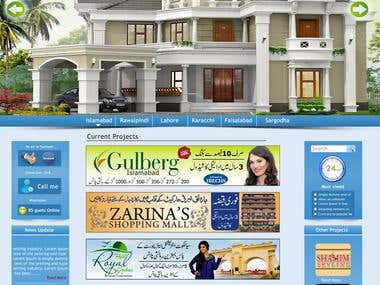 Web Design (Graphic and HTML)