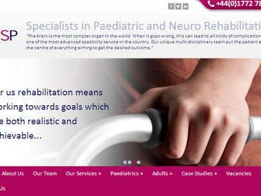 PSP--Specialist in Peadiatric and Neuro Rehabilitation