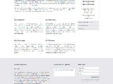 becloud llc. Complete webdevelopment in joomla.