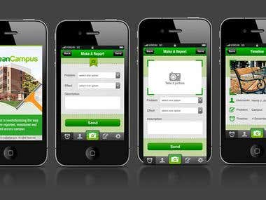 iPhone & iPad App Design