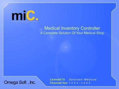 Inventory Management System for Medical Stores