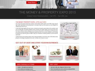 Money and Property Expo.