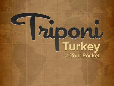 Triponi IPhone application
