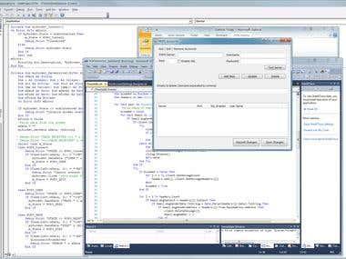 POP3 Monitor (.NET Add In; VBA app)
