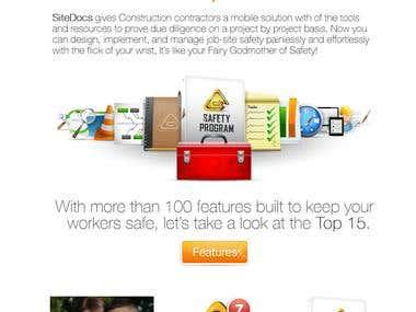 sitedocs in Wordpress